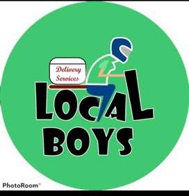 Local boys house shifting service