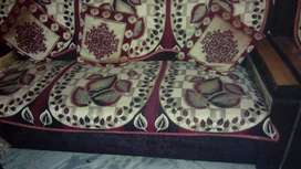 5 Seater sofa just 4.5months old @ 17000/-