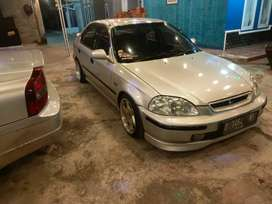 Civic ferio 96 manual