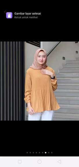 Milly blouse atasan