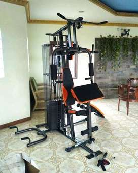 Home Gym 3 Sisi // Selasa Gym 06.25
