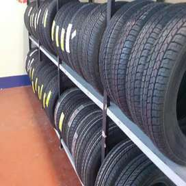 SATKAR TYRES 20% USED SECOND HAND TYRES.