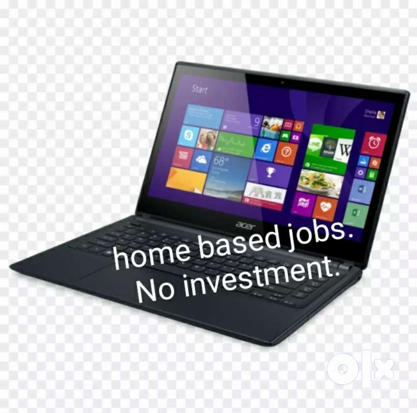 Home based parttime job.no qualifications needed. 0