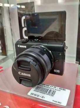 Canon Mirrorless Camera Type EOS M100