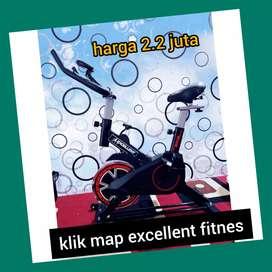 sepeda statis spin spinning bike Excellent-41 alat fitnes