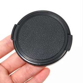 Lens Cap Universal 67mm - penutup lensa kamera universal polos 67mm