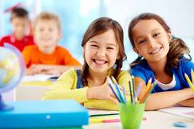 Tution Classes for Nursery to Class 7