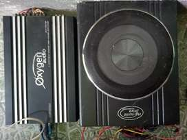 Jual power plus speaker aktif kolong 10inch