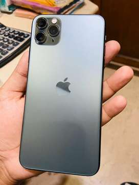 Iphone 11 pro max 256gb pta approved single sim