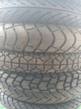 All kinds of old and new tyres,tubes available