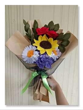 Buket Bunga Rampai