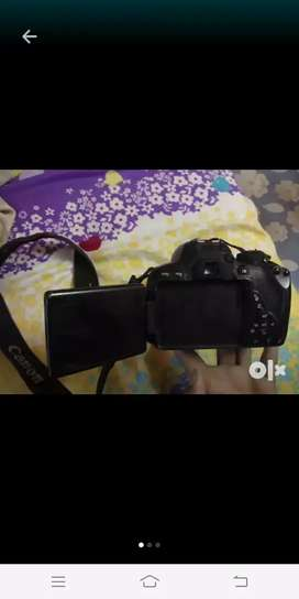 Canon 700d 2.5yrs old without any problems