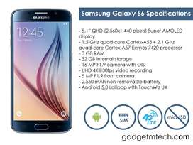 Selling my S6