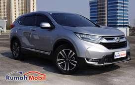 Honda CRV Prestige 1.5 TC AT 017 DP Ringan Full ORI NEGO