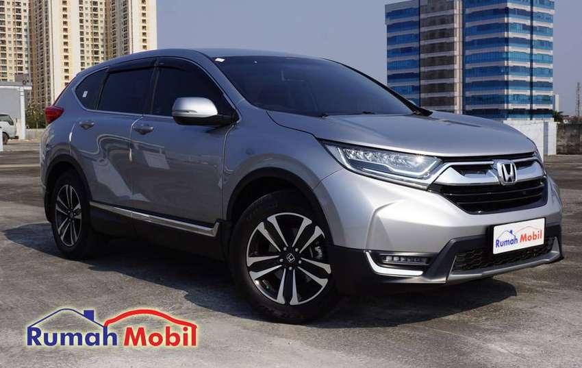 Honda CRV Prestige 1.5 TC AT 017 DP Ringan Full ORI NEGO 0