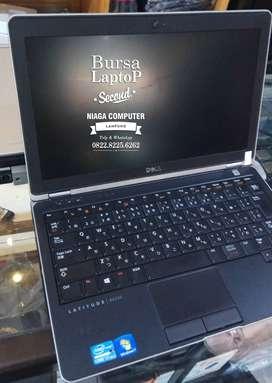 Dell latitude E6230 Core i5 - Laptop Import Berkualitas harga GROSIR