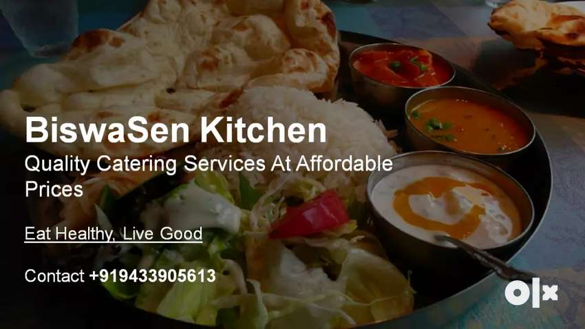 BiswaSen Kitchen, Quality Catering Services At Affordable Prices