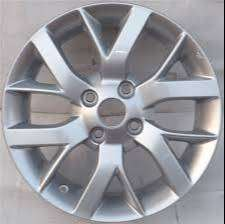 nissan sunny (XL) alloy wheels without tyre
