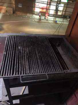 Grill and plate for sale .. magnat