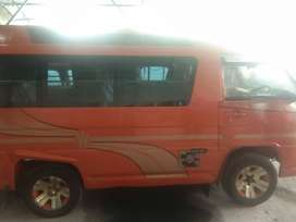 dijual 1 unit l300 minibus tahun 2004