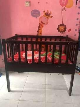 Box Bayi / Tempat Tidur Bayi