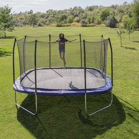Trampoline With Net - 14 ft.