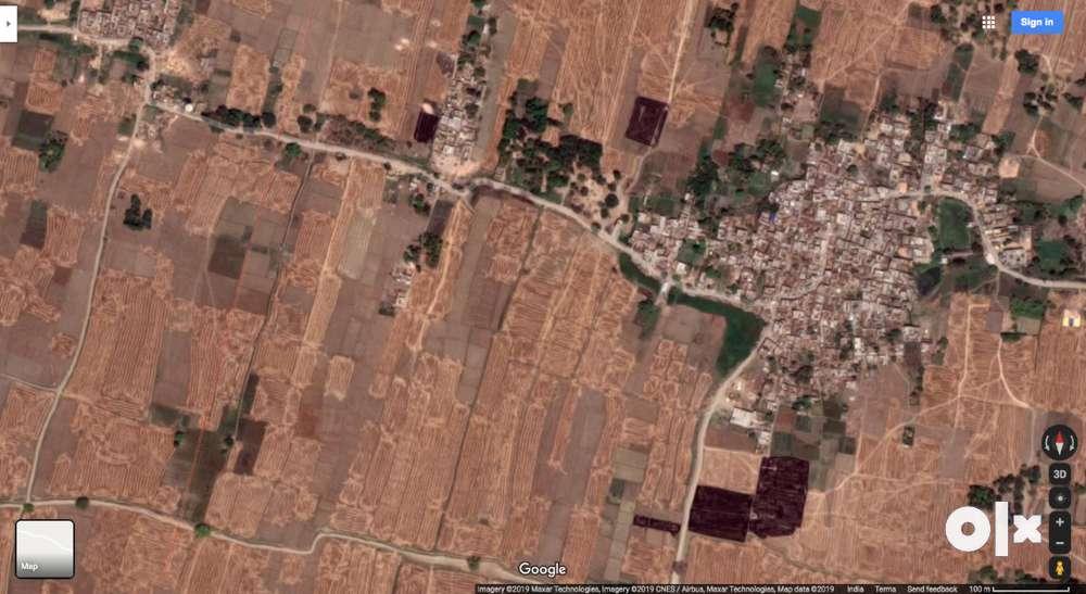 agri land 6 bigha for sale gara, rohtas, bihar
