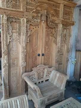 zawajun cuci gudang pintu gebyok gapuro jendela rumah masjid musholla