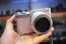 amera Mirrorless Panasonic Lumix DMC GF9K Lensa 12-32mm Fullset Wi-Fi