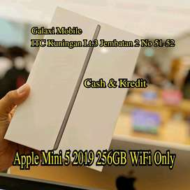 Apple iPad Mini 5 2019 256GB WiFi Only Bisa Cash Kredit Minat Japri