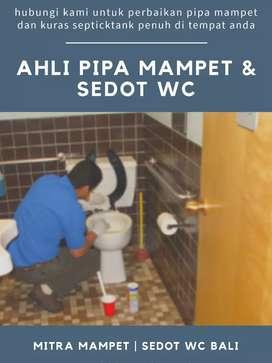 Ahli sedot wc dan pipa mampet di bali