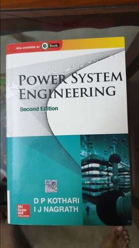 Power System Engineering by Nagrath & Kothari