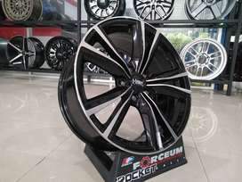 velg mobil HSR R18 for inova xpander rush alphard accord dll