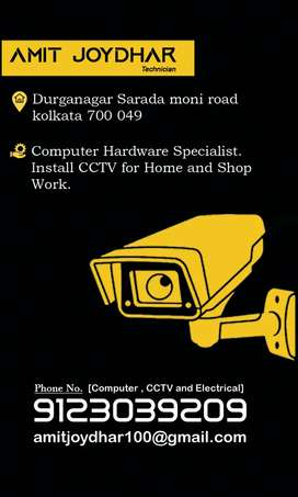 All Computer Repear and CCTV instalation