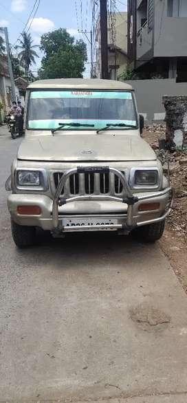 Mahindra Bolero 2001 Diesel 60000 Km Driven