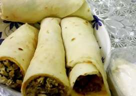 Required Shawarma Roll Maker for shop