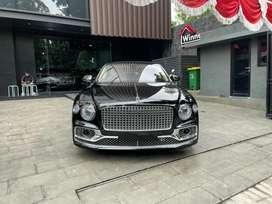 Bentley Flying Spur First Edition 2021 Onyx Black On Mognolia Belluga