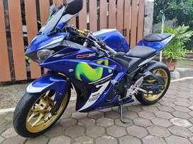 Yamaha YZF R25 2014 plus Berbagai Bonus