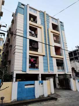 Sheelanager vuda colony 2bhk flat ready to occupy