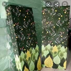 Kasur busa inoac 200 x 90 x 15 cm (banyak pilihan motif Cover)
