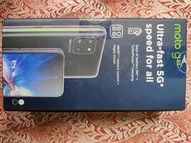 Moto G 5g 6/128 sealed gaming beast runs pubg nice xchange available