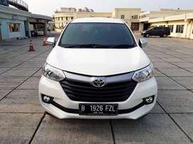 Toyota Grand Avanza E dimodifikasi G Manual 2017/2018, lengkap Ada Fog