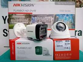 CCTV OUTDOOR INDOORmerk hilook dan Hikvision