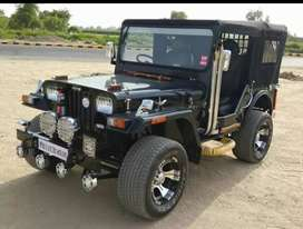 Modified Jeep ready on order