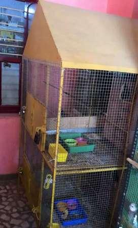 Connur cage