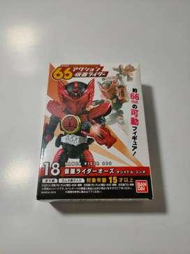 CT66 Kamen Rider OOO Tajador Combo ( ORIGINAL BANDAI)