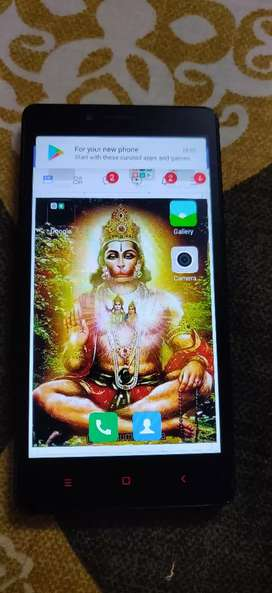 Redmi Note 4g Mobile Phone Used but perfect in condition