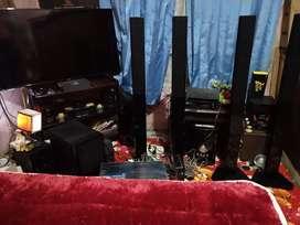 Samsung home theater HT-H5550wk bluray 3D