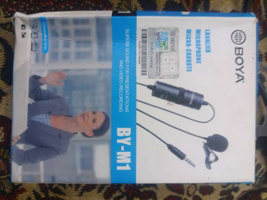 Microphone BY-M1 0