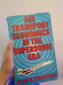 Buku air transport economics in the supersonic era